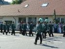 Bezirkschützenfest Kleinhau